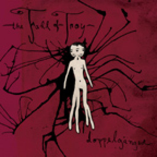 "EVR112-2 The Fall Of Troy ""Doppelganger"" CD Album Artwork"