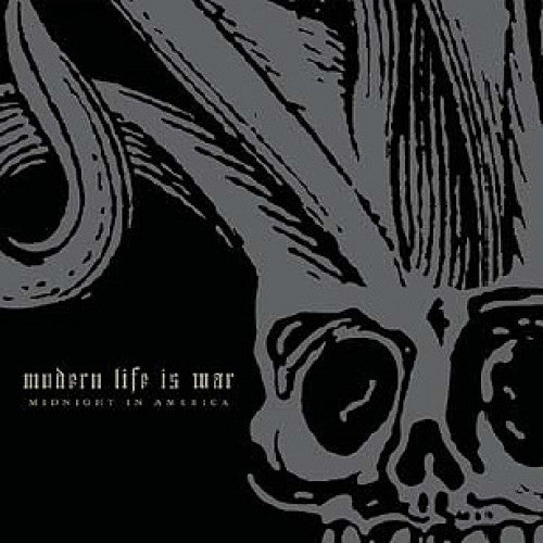 "EVR142 Modern Life Is War ""Midnight In America"" LP/CD Album Artwork"