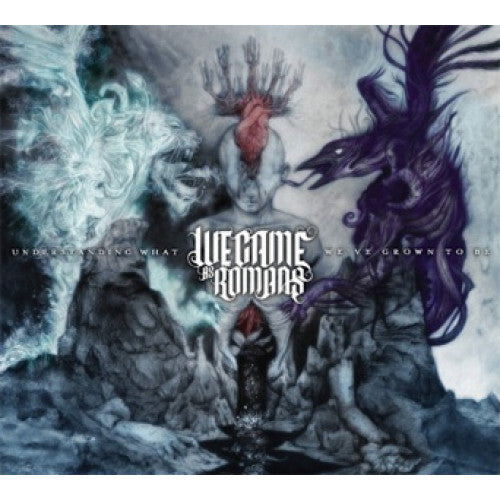 "EVR242-2 We Came As Romans ""Understanding What We've Grown To Be"" CD Album Artwork"