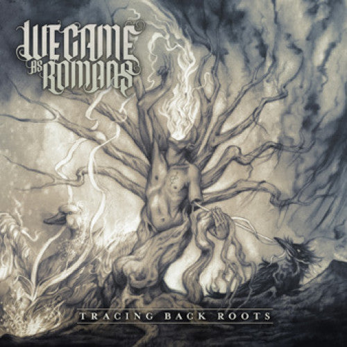 "EVR253-1 We Came As Romans ""Tracing Back Roots"" LP Album Artwork"