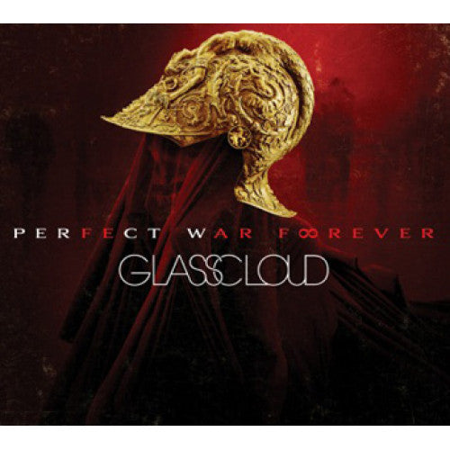 "EVR254-2 Glass Cloud ""Perfect War Forever"" CD Album Artwork"