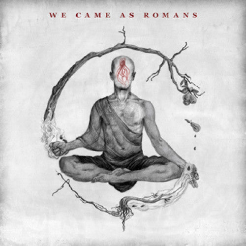 "EVR300-1 We Came As Romans ""s/t"" LP Album Artwork"