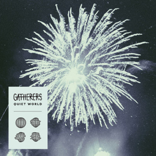 "EVR310-1 Gatherers ""Quiet World"" LP Album Artwork"