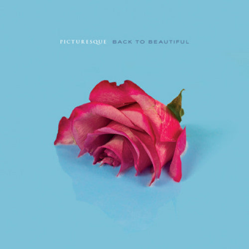 "EVR320-2 Picturesque ""Back To Beautiful"" CD Album Artwork"