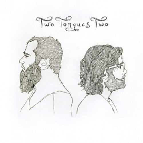 "EVR329-1 Two Tongues ""Two"" LP Album Artwork"