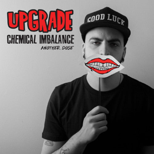 "EVR330-2 Upgrade Hiphop ""Chemical Imblance: Another Dose"" CD Album Artwork"
