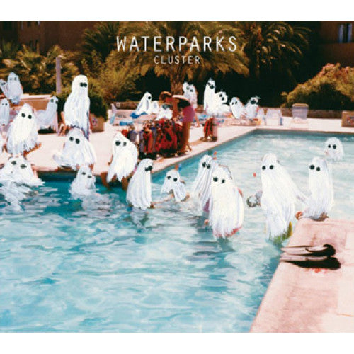 "EVR335-2 Waterparks ""Cluster"" CD Album Artwork"