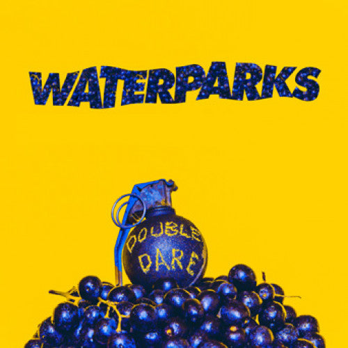 "EVR367-1 Waterparks ""Double Dare"" LP Album Artwork"