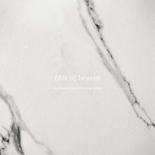 "EVR413-2 Young Culture ""(This Is) Heaven"" CD Album Artwork"