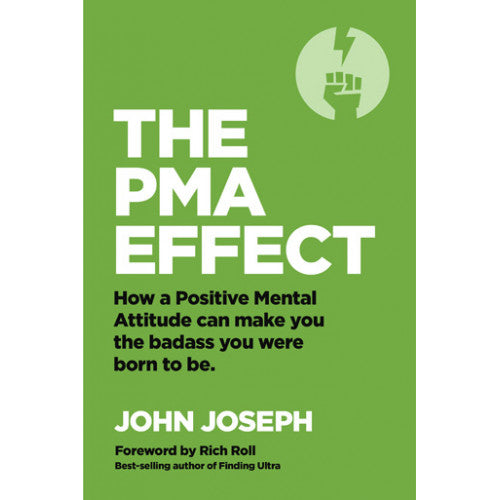 "John Joseph ""The PMA Effect"" - Book"