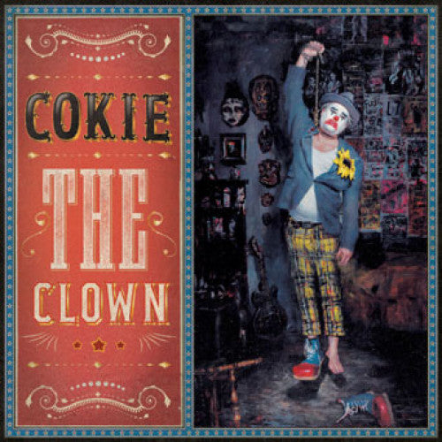 "FAT103-1/2 Cokie The Clown ""You're Welcome"" CD Album Artwork"