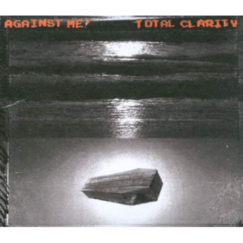 "FAT744-1 Against Me! ""Total Clarity"" 2xLP Album Artwork"
