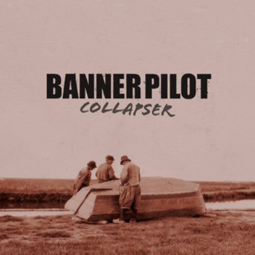 "FAT745-1 Banner Pilot ""Collapser"" -  LP LP Album Artwork"