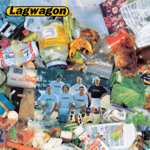 "FAT782 Lagwagon ""Trashed"" 2xLP/CD Album Artwork"