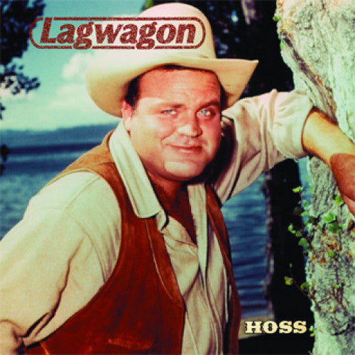 "FAT783 Lagwagon ""Hoss"" 2xLP/CD Album Artwork"