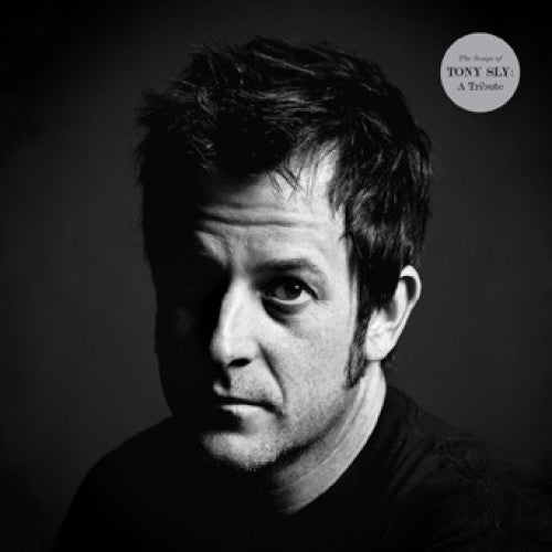 "FAT915-1 V/A ""The Songs Of Tony Sly: A Tribute"" 2XLP Album Artwork"
