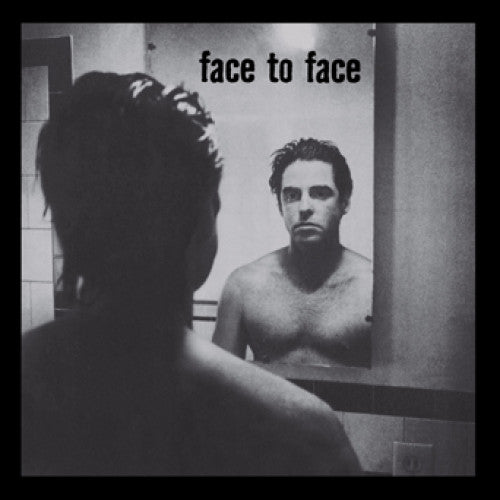 "FAT970-1 Face To Face ""s/t"" LP Album Artwork"