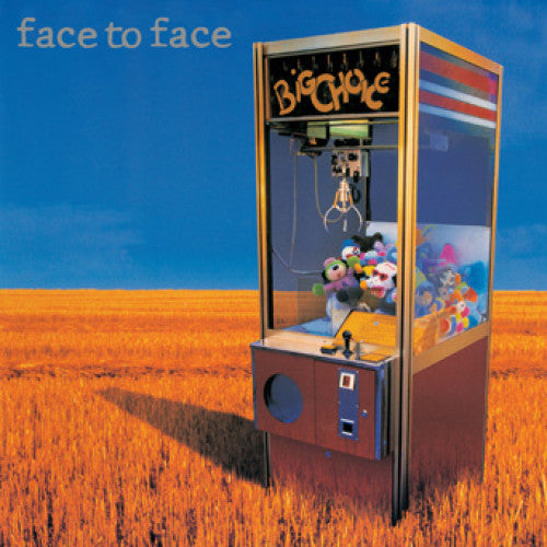 "FAT971-1 Face To Face ""Big Choice"" LP Album Artwork"
