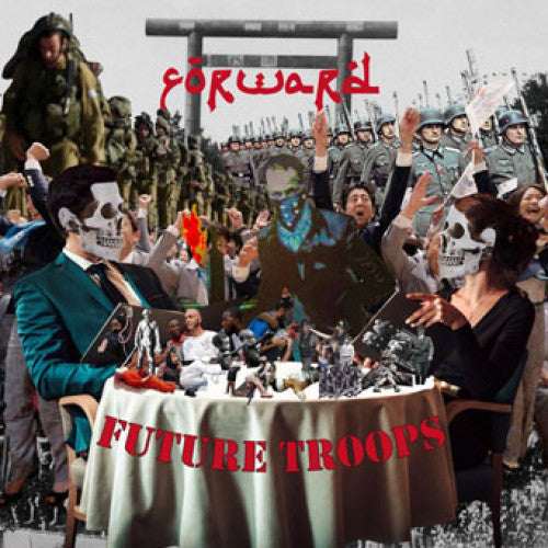 "FFOR059-1 Forward ""Future Troops"" LP Album Artwork"