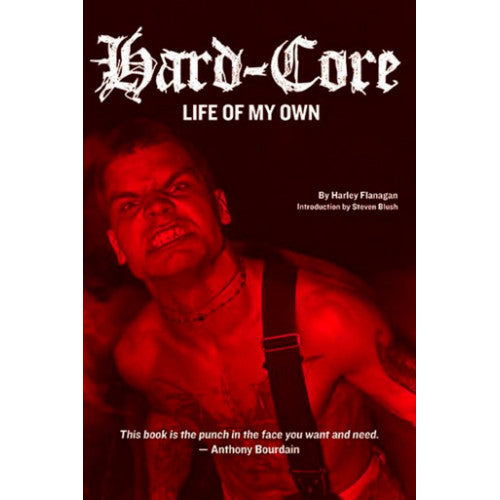 "FH73-B Harley Flanagan ""Hard-Core: Life Of My Own"" -  Book"