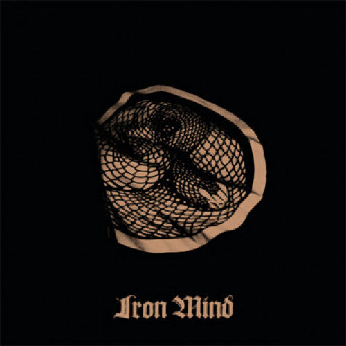 "FLSP10-1 Iron Mind ""s/t"" LP Album Artwork"