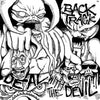 "FLSP28-1 Backtrack ""Deal With The Devil"" 7"" Album Artwork"