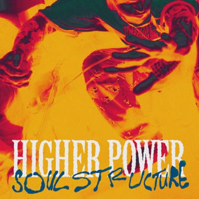 "FLSP31-2 Higher Power ""Soul Structure"" CD Album Artwork"