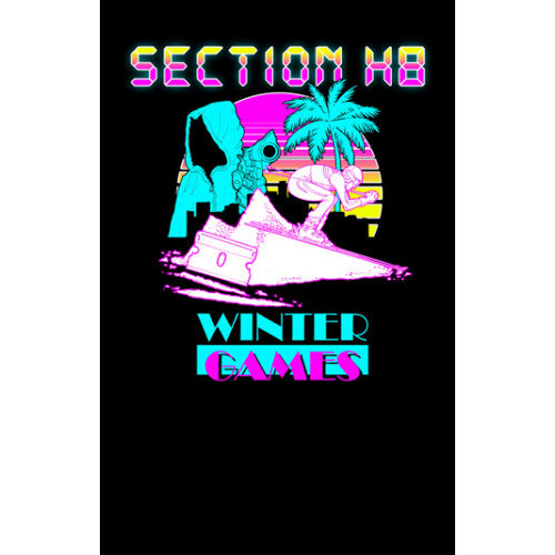 "Section H8 ""Winter Games"""