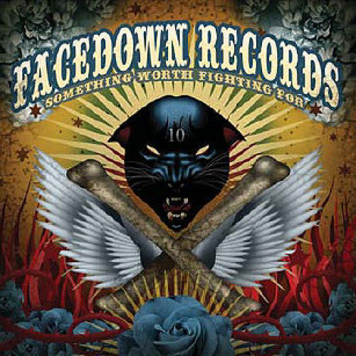 "V/A ""Facedown Records: Something Worth Fighting For"""