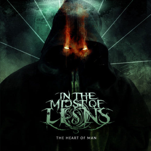 "FR096-2 In The Midst Of Lions ""The Heart Of Man"" CD Album Artwork"
