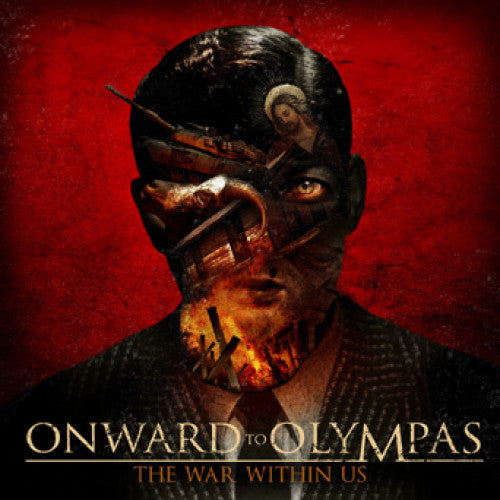 "FR101-2 Onward To Olympas ""The War Within Us"" CD Album Artwork"