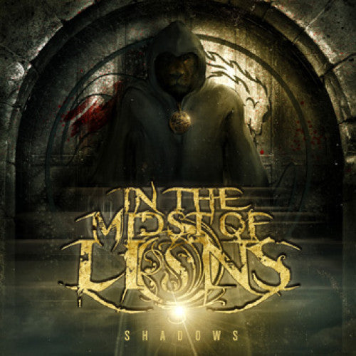 "FR110 In The Midst Of Lions ""Shadows"" LP/CD Album Artwork"
