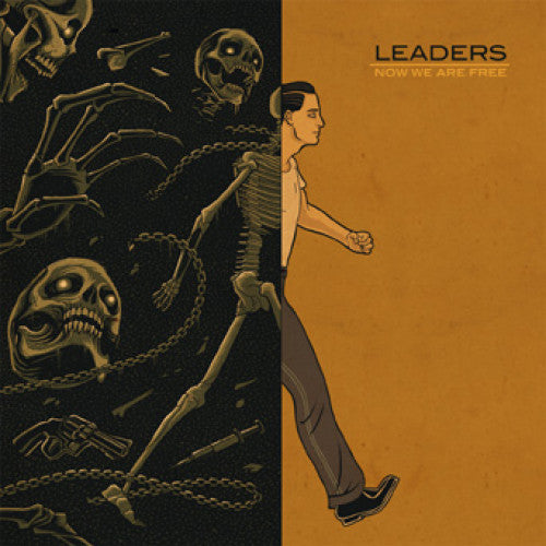 "FR113-2 Leaders ""Now We Are Free"" CD Album Artwork"