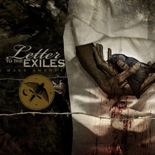 "FR119-2 Letter To The Exiles ""Make Amends"" CD Album Artwork"