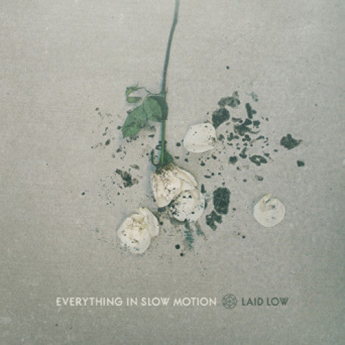 "FR149-1/2 Everything In Slow Motion ""Laid Low"" 12""ep/CD Album Artwork"