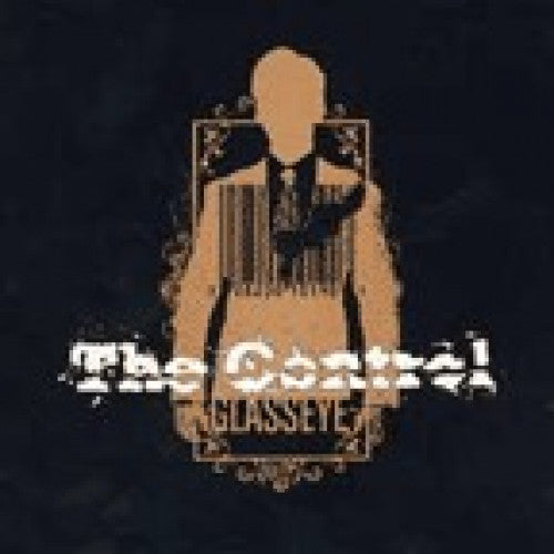 "GK107-2 The Control ""Glasseye"" CD Album Artwork"