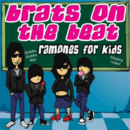 "V/A ""Brats On The Beat: Ramones For Kids"""