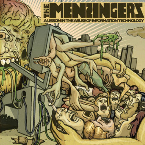 "The Menzingers ""A Lesson In The Abuse Of Information Technology"""