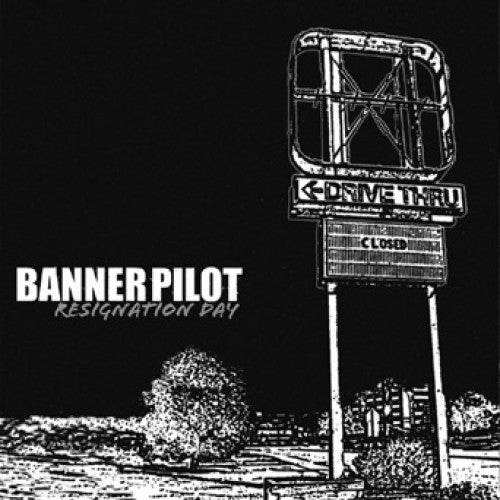 "GK132-2 Banner Pilot ""Resignation Day"" -  CD CD Album Artwork"