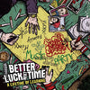 "GKKT011-2 Better Luck Next Time ""A Lifetime Of Learning"" CD Album Artwork"