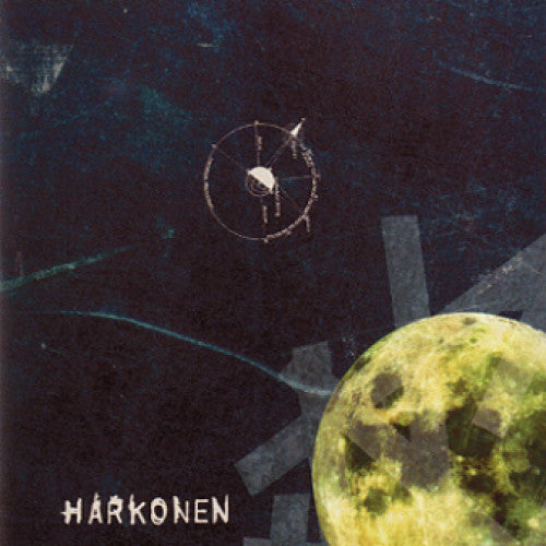 "GKWRE31-2 Harkonen ""s/t"" CD Album Artwork"