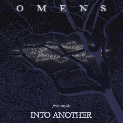 "GSR001 Into Another ""Omens"" 12""ep/CD Album Artwork"