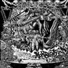 "HMHM007-1 Bone Sickness ""Theater Of Morbidity"" LP Album Artwork"