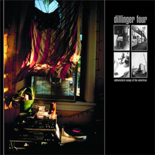 "Dillinger Four ""Midwestern Songs Of The Americas"""