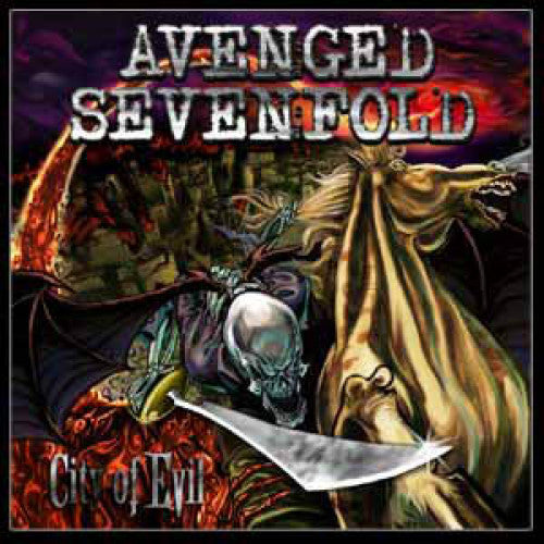 "Avenged Sevenfold ""City of Evil"""