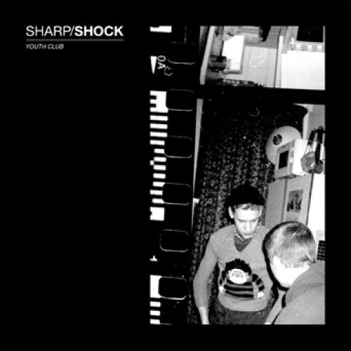 "HS010-1 Sharp/Shock ""Youth Club"" LP Album Artwork"