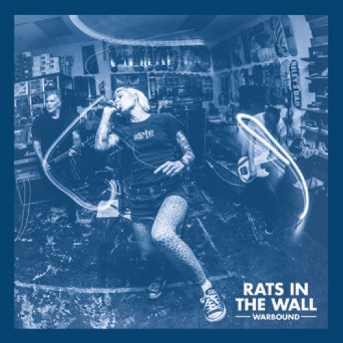 "Rats In The Wall ""Warbound"""