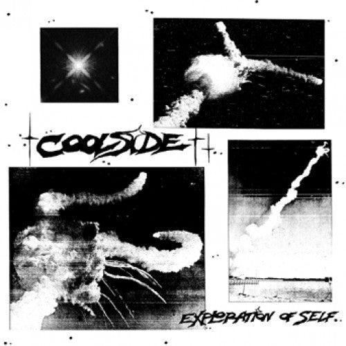 "IND116-1 Coolside ""Exploration Of Self"" 7"" Album Artwork"