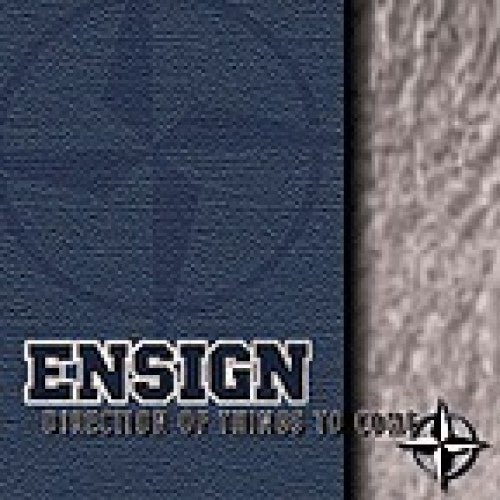 "IND12-2 Ensign ""Direction Of Things To Come"" CD Album Artwork"