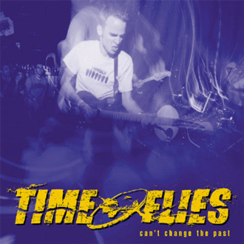 "IND37-2 Time Flies ""Can't Change The Past"" CD Album Artwork"